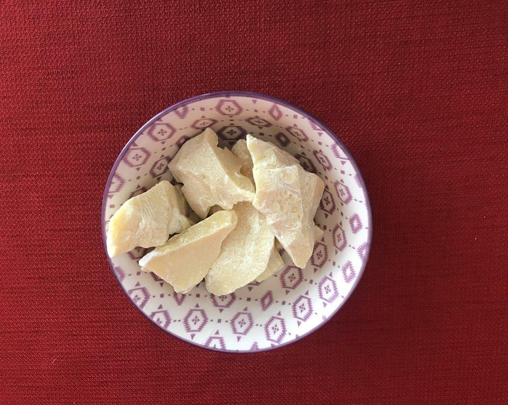 non deodorized cocoa butter