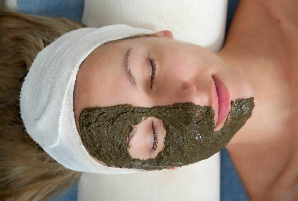 seaweed mask recipe